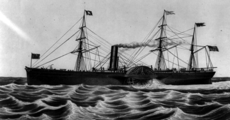 United States Mail steamship Arctic (1850)